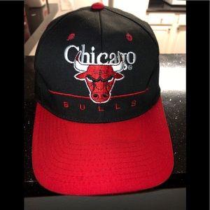 Other - Vintage Chicago bulls twins snapback